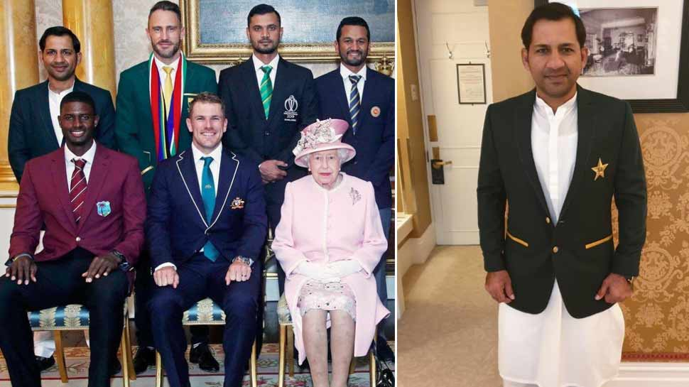 PAKISTANI CAPTAIN WEARS KURTA PAYJAMA GET TROLLED