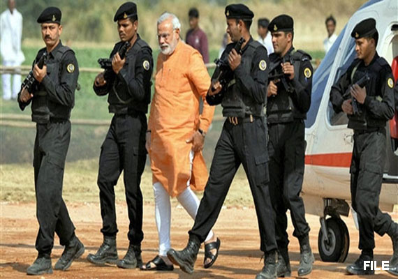 High-security modi