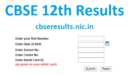 CBSE-12th-result 2020