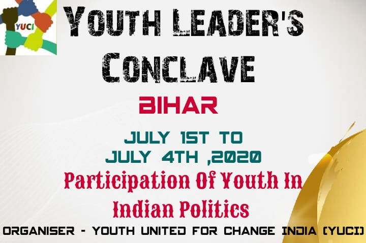 YOUTH LEADERS CONCLAVE BIHAR