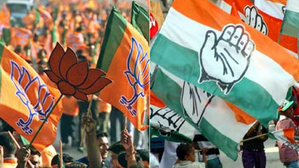 -bjp-congress-flags-